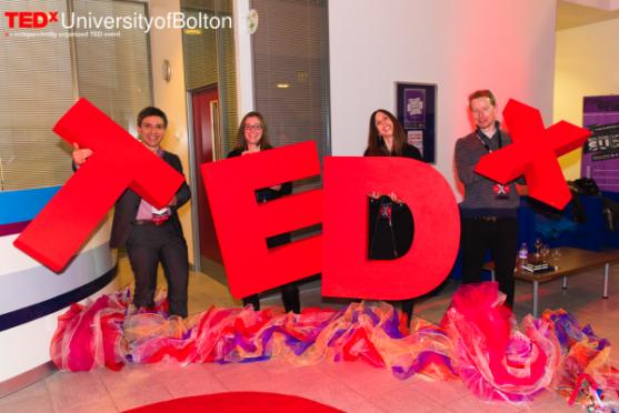 Rebecca Nesbit TEDx talk science and art